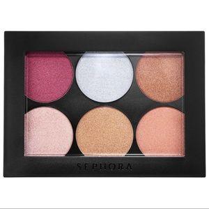Sephora Collection Pigment Eyeshadow Palette
